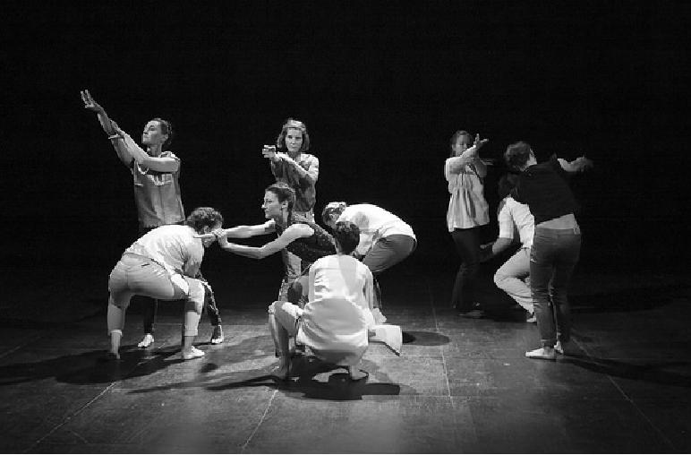 Cours de danse contemporaine dijon